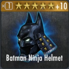 Batman Ninja Helmet/Sengoku Helmet