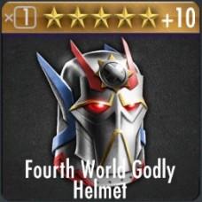 Fourth World Godly Helmet