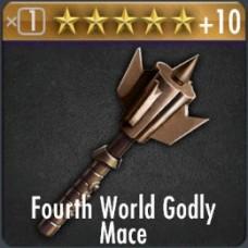 Fourth World Godly Mace
