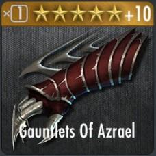 Gauntlets of Azrael/Gloves of Azrael