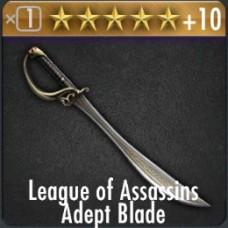 League of Assassins Adept Blade