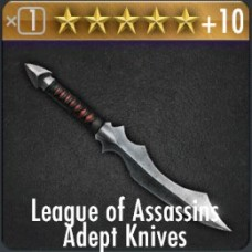 League of Assassins Adept Knives