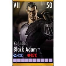 Black Adam Kahndaq