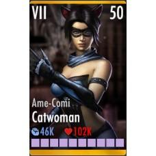 Catwoman Ame-Comi