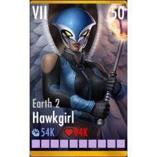 Earth 2 Hawkgirl