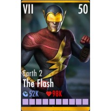 Earth 2 The Flash