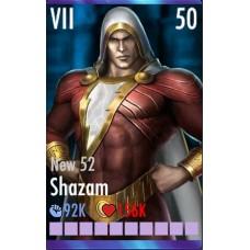New 52 Shazam