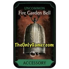 Fire Garden Bell