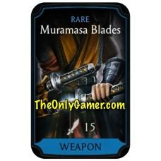 Muramasa Blades