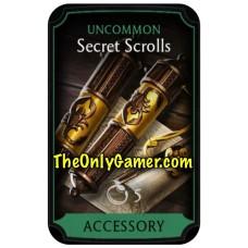 Secret Scrolls