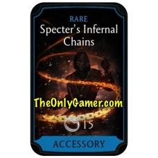 Specter's Infernal Chains